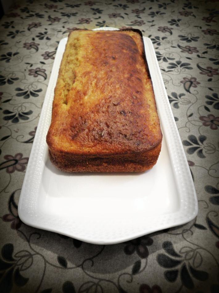 עוגת בננות עסיסית ובריאה