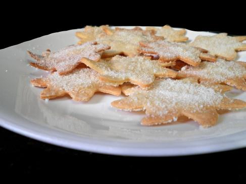 מתכון לעוגיות חמאה מסוכרות