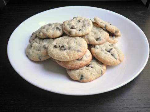 עוגיות שוקולד צ'יפס רכות ומושלמות